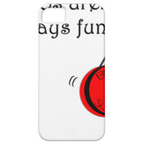 Yo-Yo's aren't always fun iPhone SE/5/5s Case