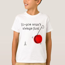 Yo-Yo's aren't always fun T-Shirt