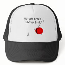 Yo-Yo's aren't always fun Trucker Hat