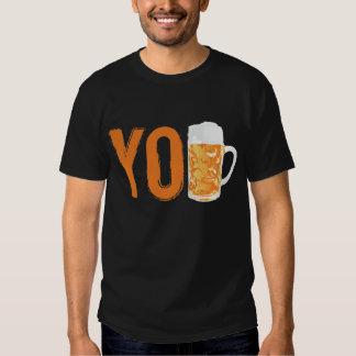 YOB Black Shirts