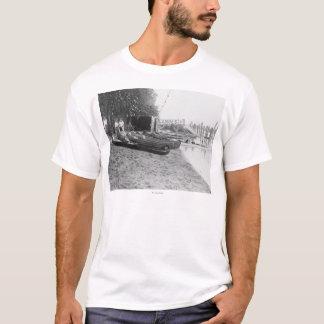 Yocum Canoe House, Arlington Beach Park T-Shirt