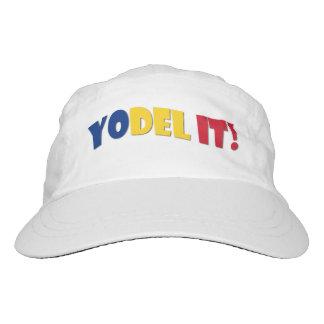 Yodel It! Hat