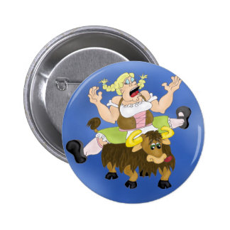 Yodel me this 2 inch round button