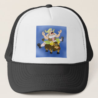 Yodel me this trucker hat