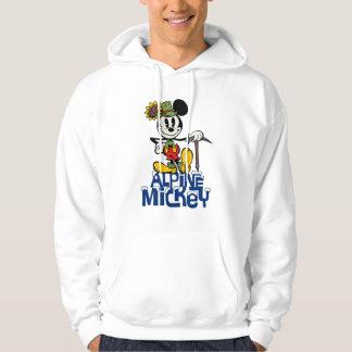 Yodelberg Mickey | Alpine Mickey Hoodie