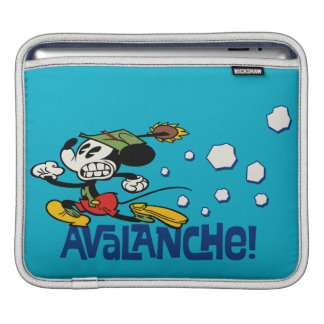 Yodelberg Mickey | Avalanche Sleeves For iPads