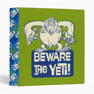 Yodelberg Mickey | Beware the Yeti Binder