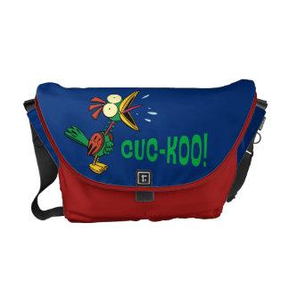 Yodelberg Mickey | Bird Messenger Bag