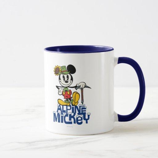 Yodelberg Mickey el | Mickey alpino