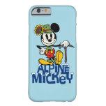 Yodelberg Mickey el | Mickey alpino Funda Barely There iPhone 6