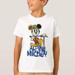 Yodelberg Mickey el | Mickey alpino Playera