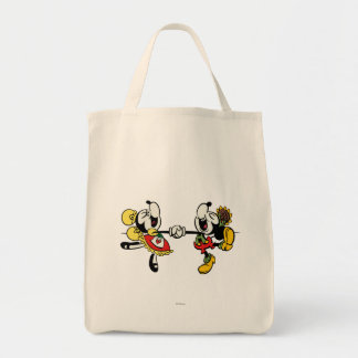 Yodelberg Mickey | Holding Hands Tote Bag