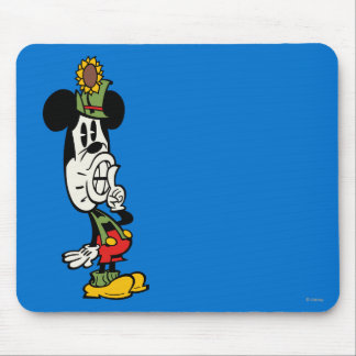 Yodelberg Mickey | Quiet Time Mouse Pad