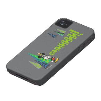 Yodelberg Mickey | Shh Case-Mate iPhone 4 Case