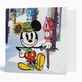 Yodelberg Mickey | Standing Proud Binder