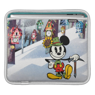 Yodelberg Mickey | Standing Proud iPad Sleeve