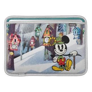 Yodelberg Mickey | Standing Proud MacBook Sleeve
