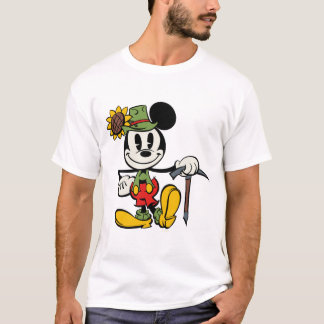 Yodelberg Mickey | Standing Proud T-Shirt