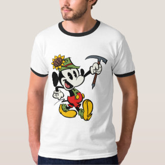 Yodelberg Mickey | Strutting T-Shirt