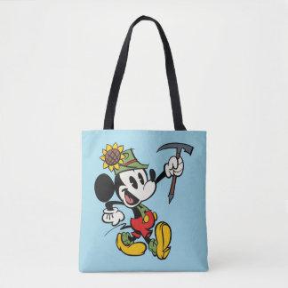 Yodelberg Mickey | Strutting Tote Bag