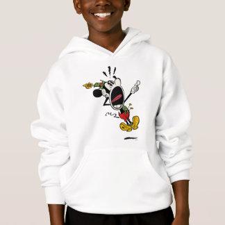 Yodelberg Mickey | Terrified Hoodie