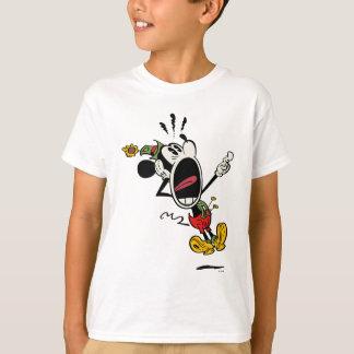 Yodelberg Mickey | Terrified T-Shirt