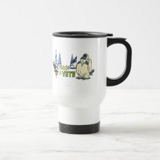 Yodelberg Mickey | Yikes - a Yeti! Travel Mug