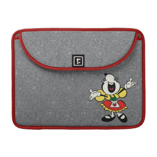 Yodelberg Minnie | Singing with Arms Up Sleeve For MacBooks