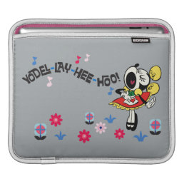 Yodelberg Minnie | Yodeling Sleeve For iPads