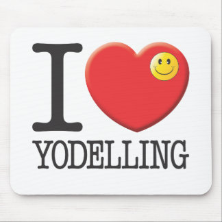 Yodelling Mouse Pad