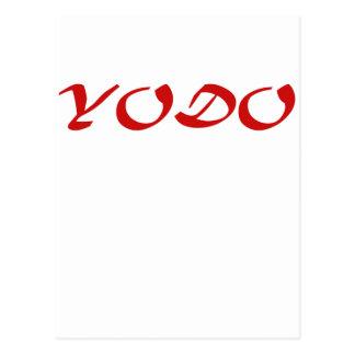 YODO POSTCARD