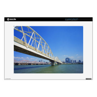 Yodogawa River Decals For Laptops
