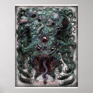 Yog-Sothoth 18x24 Póster