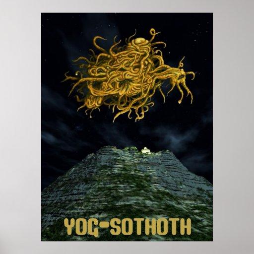 Yog-Sothoth Impresiones