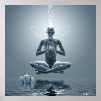 Yoga Мeditation Poster