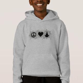 Yoga 1 hoodie