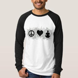 Yoga 2 tee shirt