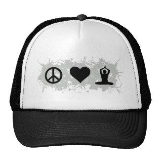 Yoga 3 trucker hat