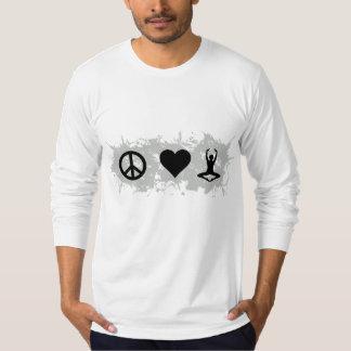 Yoga 4 t-shirt