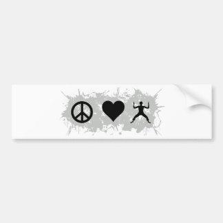 Yoga 7 bumper sticker