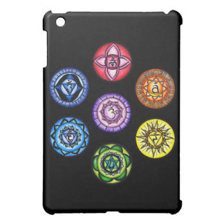 Yoga - 7 Chakras Energy Case For The iPad Mini
