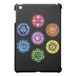 Yoga - 7 Chakras Energy iPad Mini Covers
