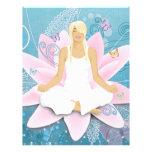 """yoga 8.5"""" x 11"""" flyer"""