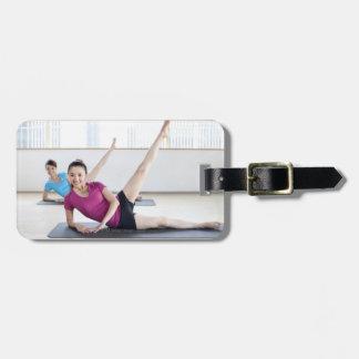 Yoga 8 tag for luggage