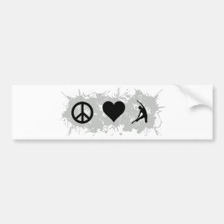 Yoga 9 bumper stickers