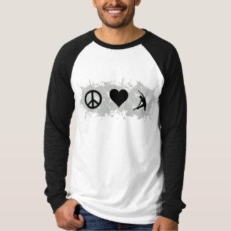 Yoga 9 tee shirt