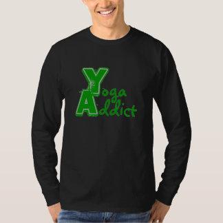 Yoga Addict - Funny Yoga Shirt (long sleeve)