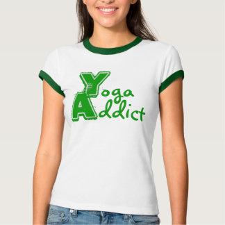 Yoga Addict - Funny Yoga T-Shirt