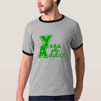 Yoga Addict - Funny Yoga Tees