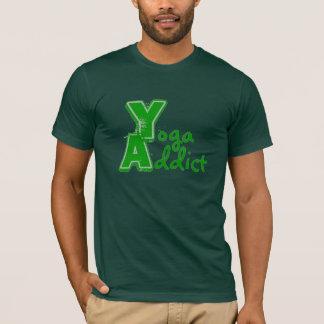 Yoga Addict - Men's Yoga Tee